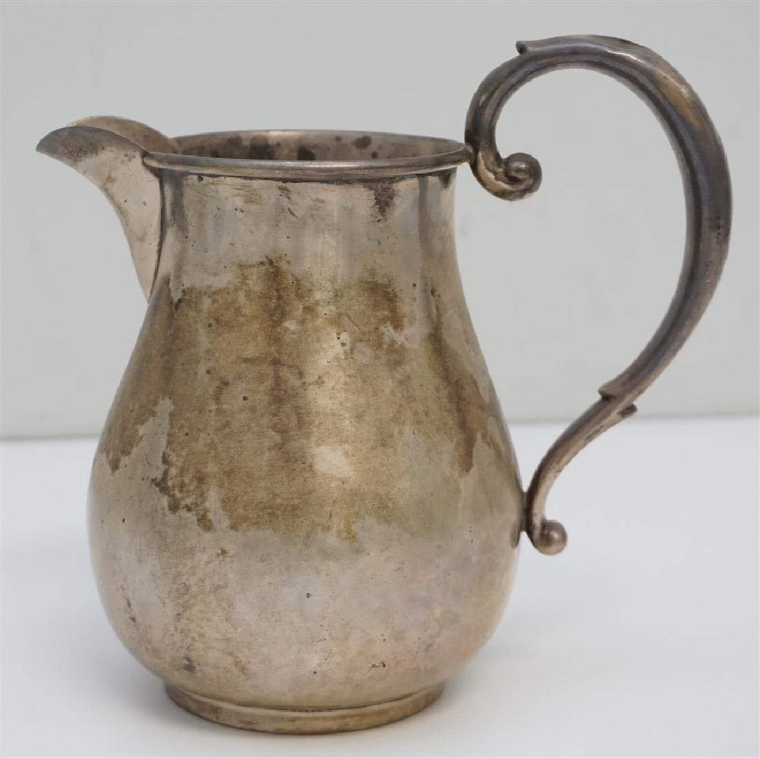 AMERICAN STERLING WATER PITCHER - 5