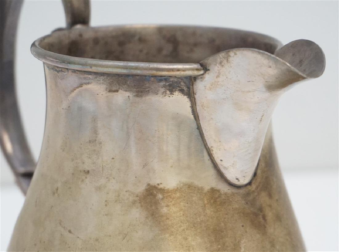 AMERICAN STERLING WATER PITCHER - 7