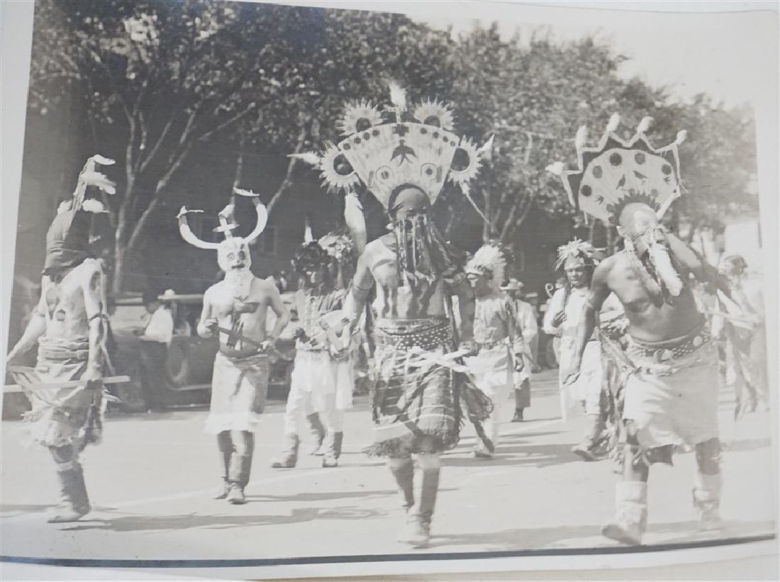 2 1920S SAN CARLOS APACHE DEVIL DANCE & MAIDENS - 3