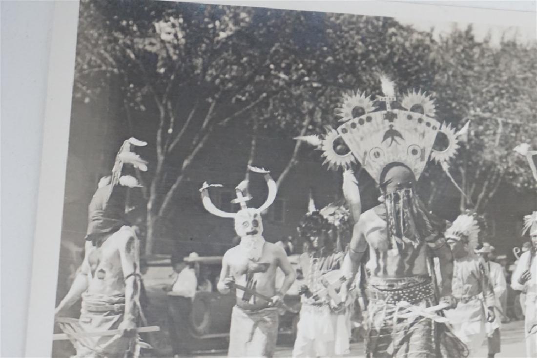 2 1920S SAN CARLOS APACHE DEVIL DANCE & MAIDENS - 4
