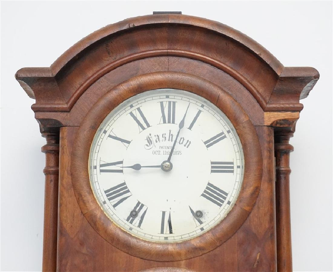 1895 FASHION MODEL 2 SOUTHERN CALENDER CLOCK - 2