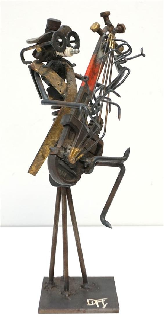 JOHN DUFFY WHIMSICAL SCULPTURE