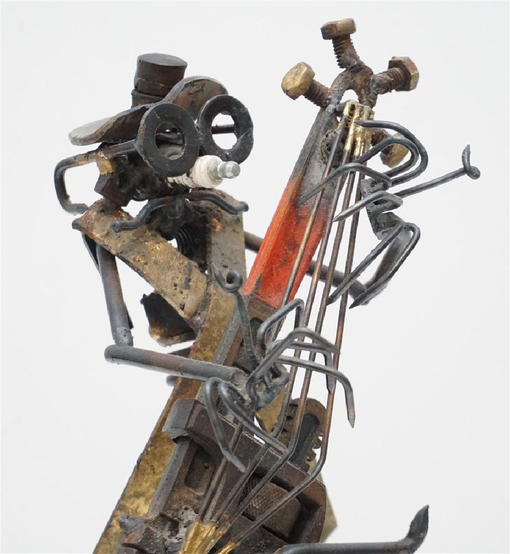 JOHN DUFFY WHIMSICAL SCULPTURE - 2