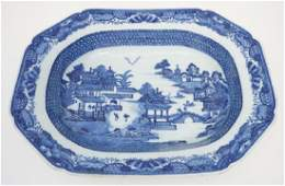 19th c CHINESE EXPORT CANTON BOWL