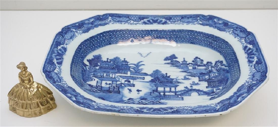 19th c. CHINESE EXPORT CANTON BOWL - 8
