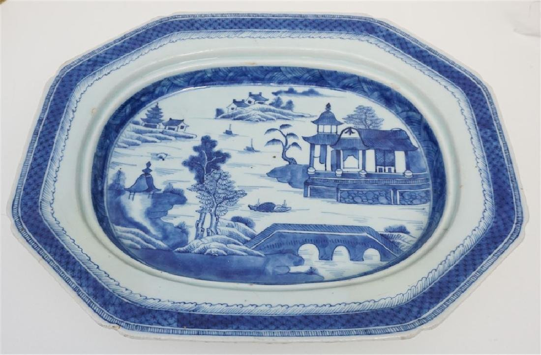 19th c. CHINESE EXPORT CANTON BOWL