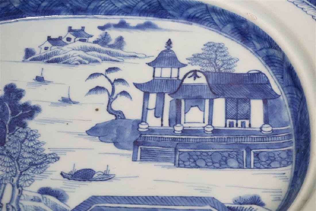 19th c. CHINESE EXPORT CANTON BOWL - 2