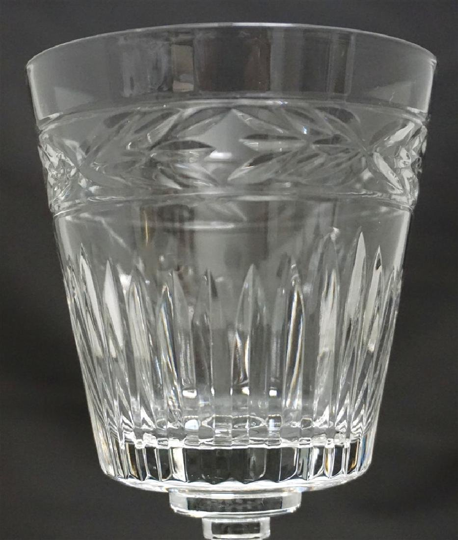 11 CONTEMPORARY CRYSTAL GLASSES - 4