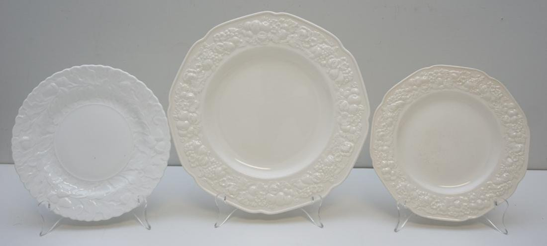 11 CROWN DUCAL & CLIFTON PLATES - 2