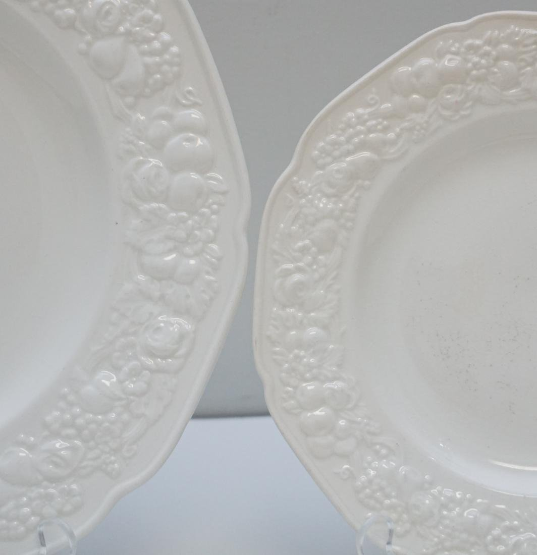 11 CROWN DUCAL & CLIFTON PLATES - 4