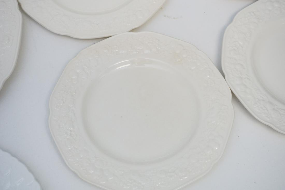 11 CROWN DUCAL & CLIFTON PLATES - 5