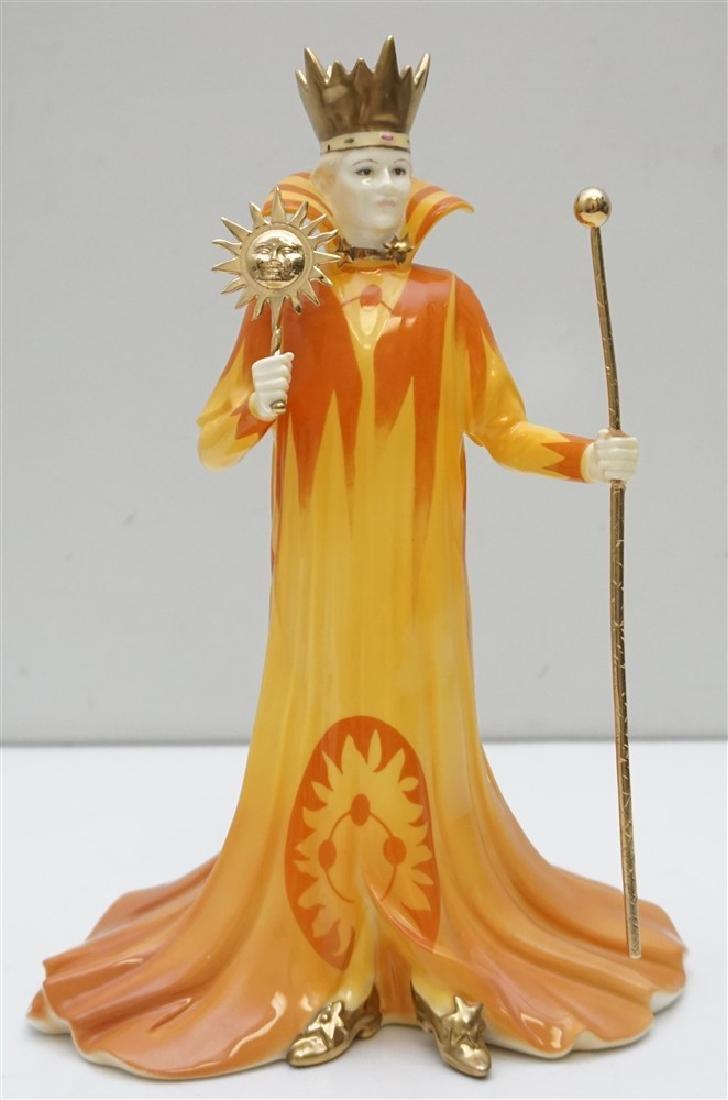 WEDGWOOD SUN KING FIGURE