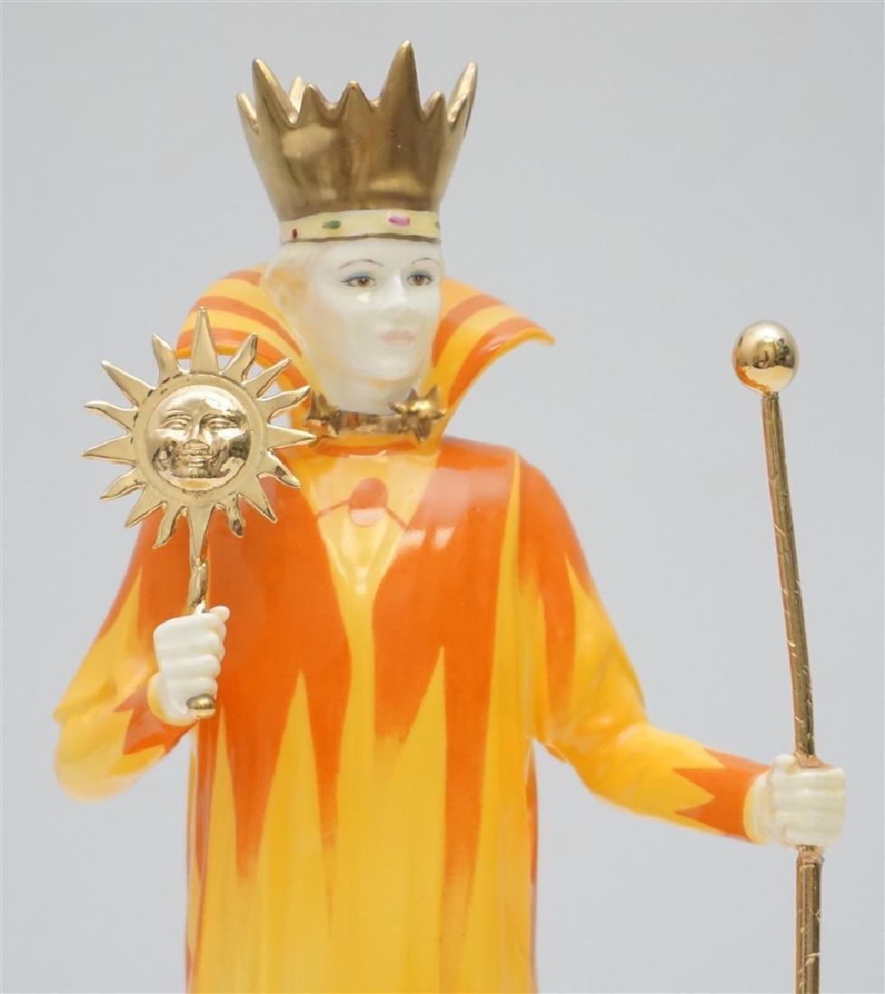 WEDGWOOD SUN KING FIGURE - 2