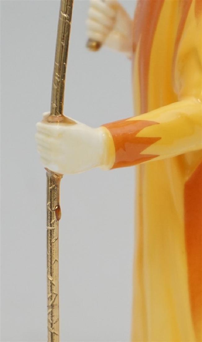 WEDGWOOD SUN KING FIGURE - 7