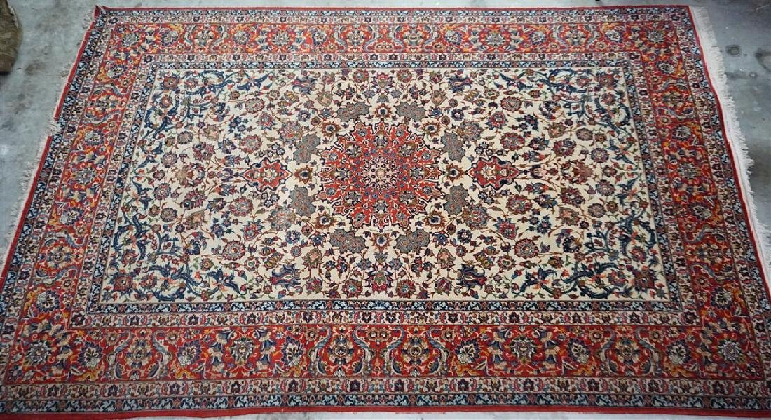 LARGE MASHAD CARPET 12'x8'