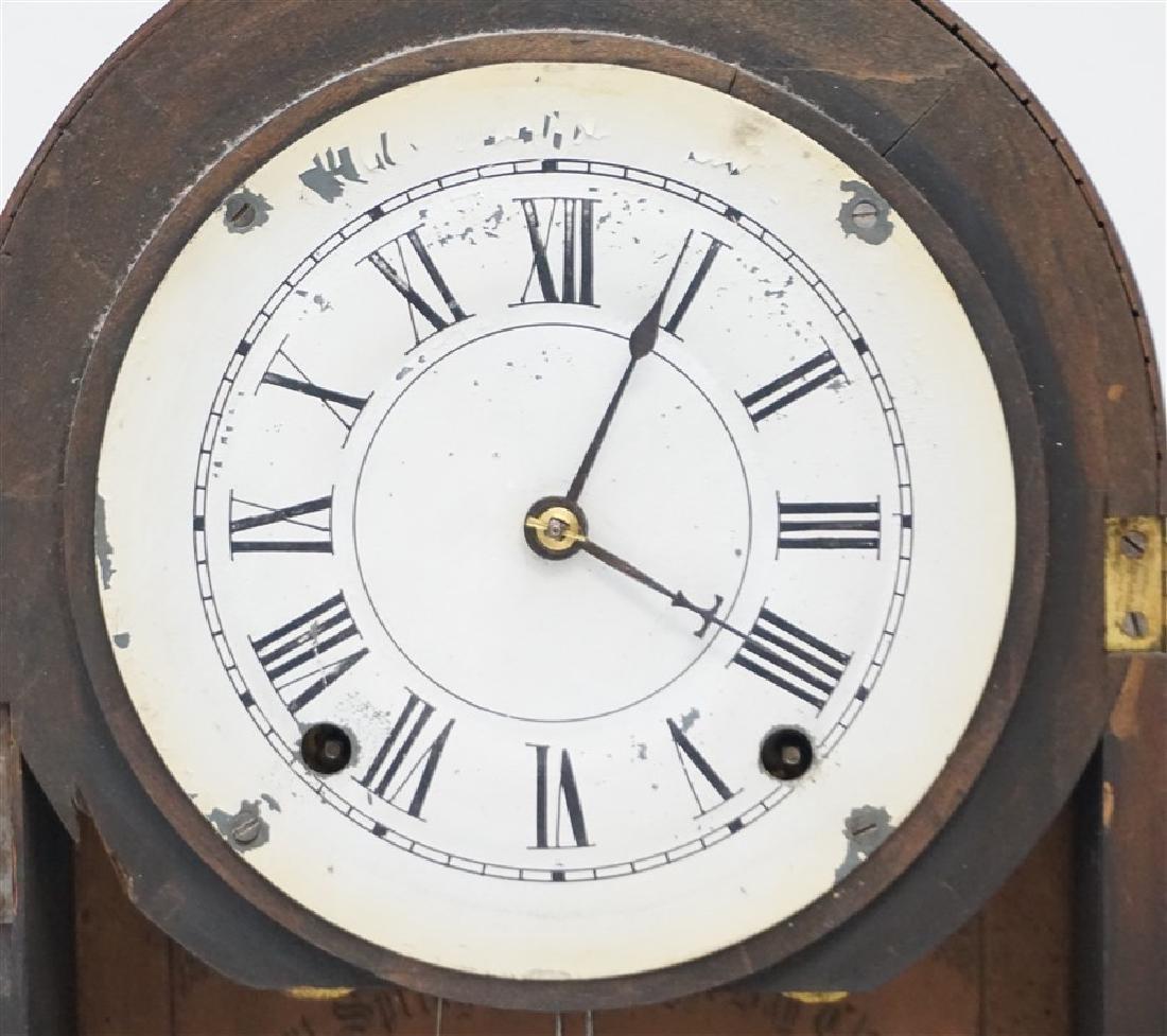 SETH THOMAS MANTLE CLOCK - 3