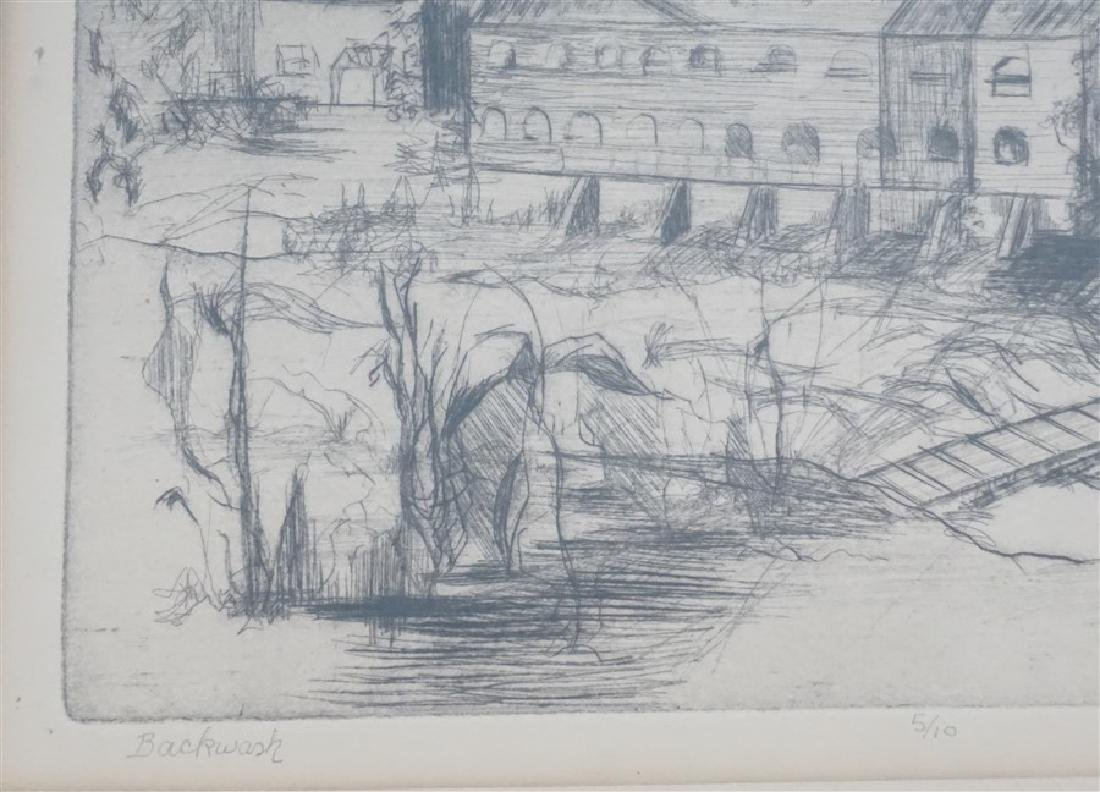 CAROL LINDSAY GREENVILLE ENGRAVING - 3