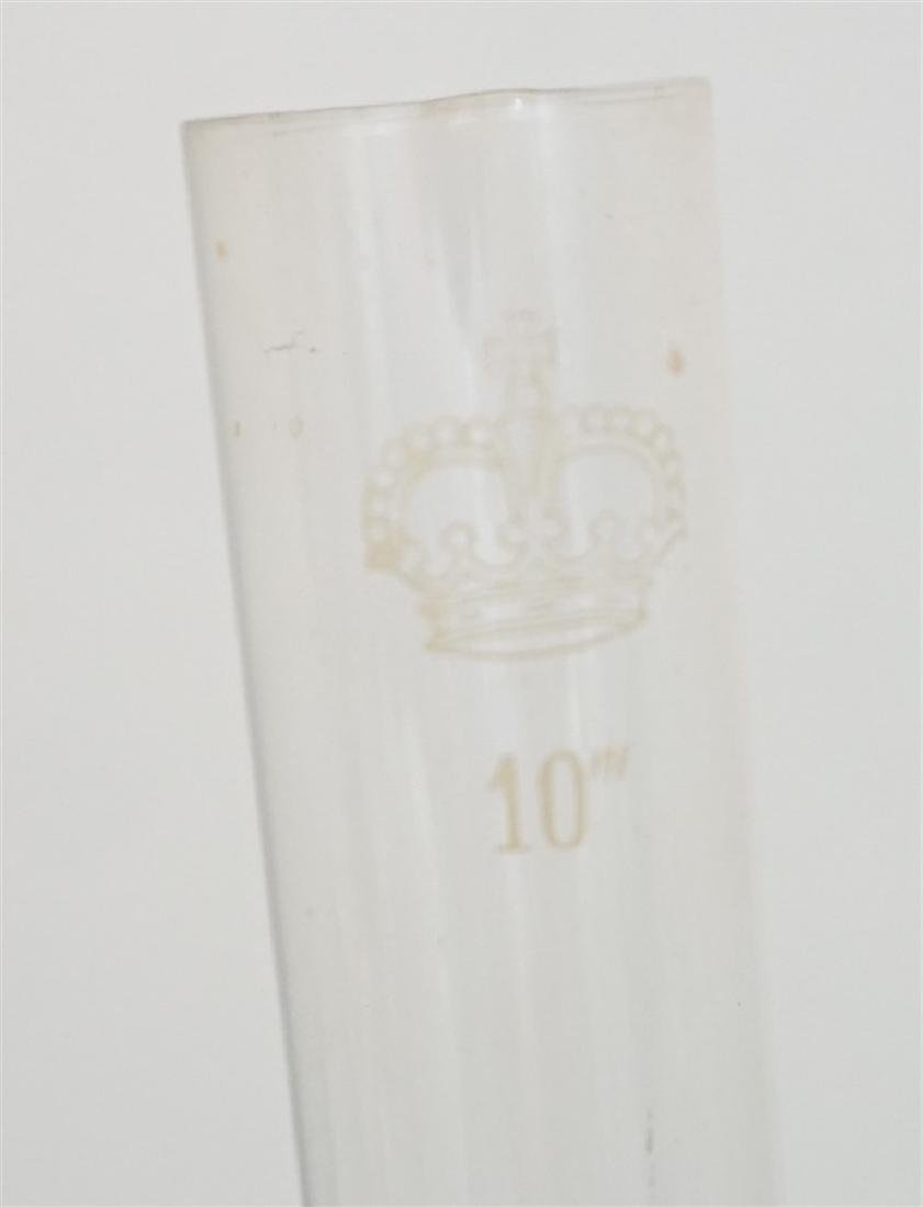 ANTIQUE OIL LAMP BRENNER BURNER - 10