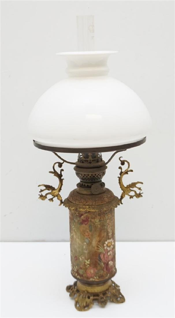 ANTIQUE OIL LAMP BRENNER BURNER