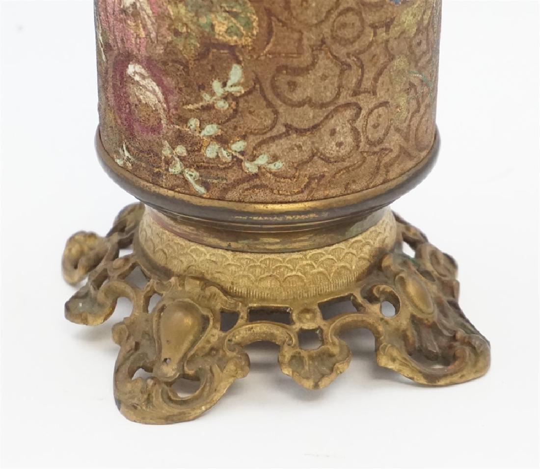 ANTIQUE OIL LAMP BRENNER BURNER - 7