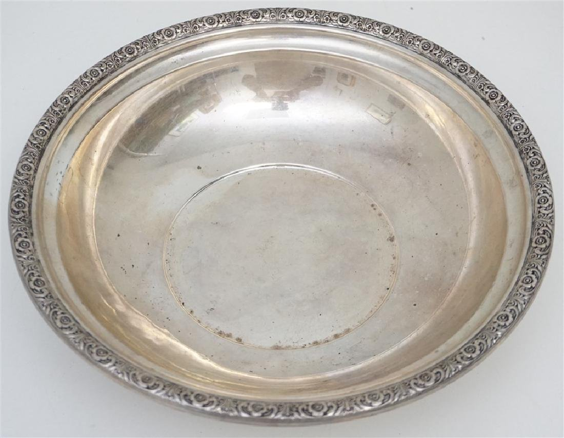 PRELUDE STERLING SILVER LARGE BOWL