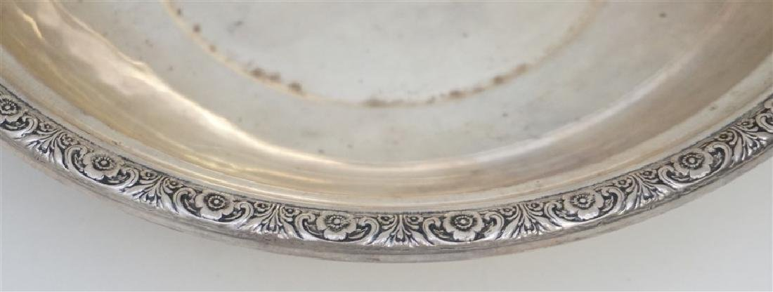 PRELUDE STERLING SILVER LARGE BOWL - 2