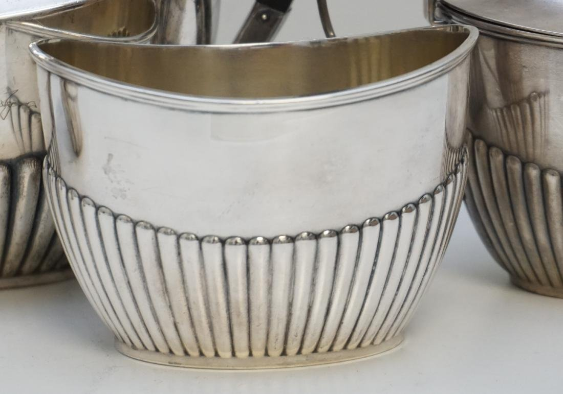 4PC GORHAM STERLING COFFEE SERVICE - 6