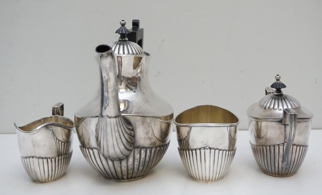 4PC GORHAM STERLING COFFEE SERVICE - 7