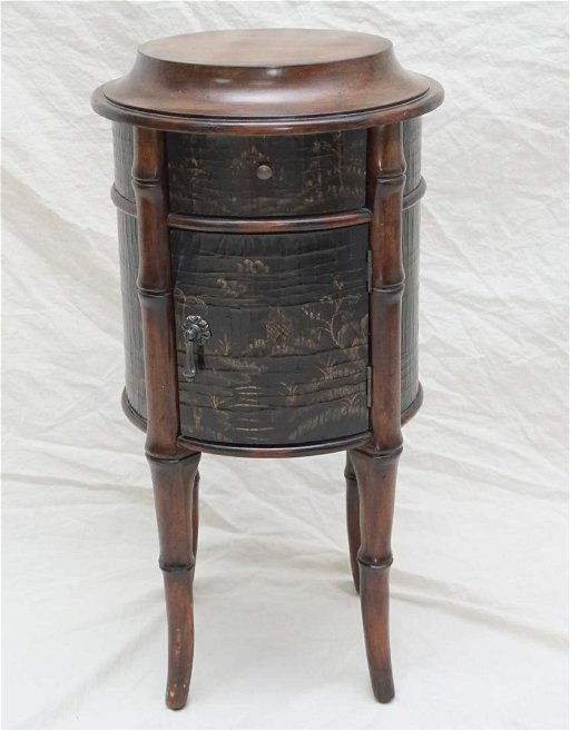 buy online 0ff8d f4bf1 ETHAN ALLEN CHINOISERIE TABLE
