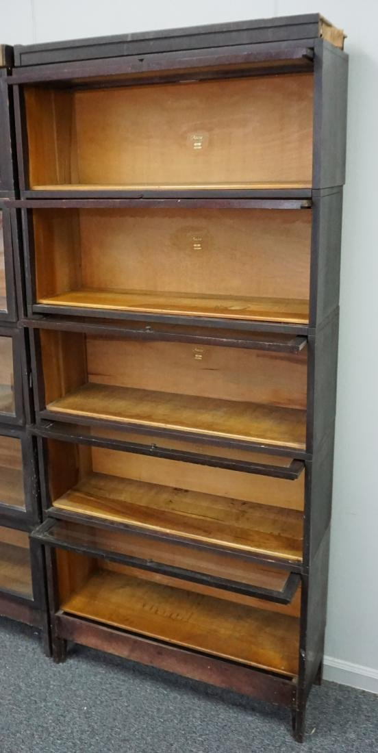 MACEY 5 STACK BARRISTER BOOKCASE - 5