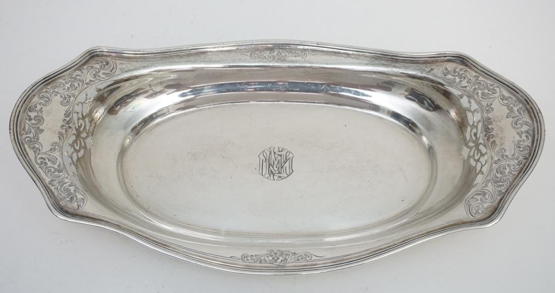 WHITING STERLING BREAD TRAY