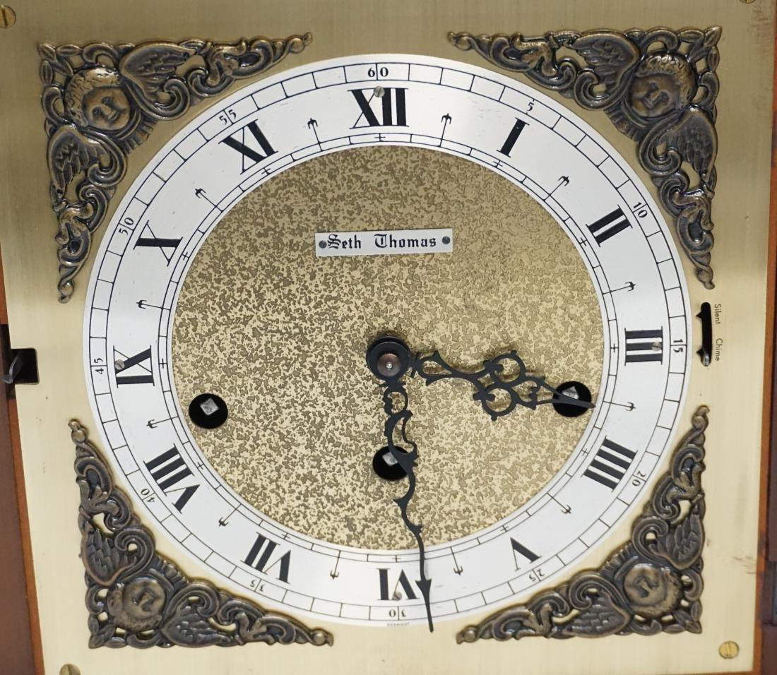 SETH THOMAS LEGACY MANTLE CLOCK - 2