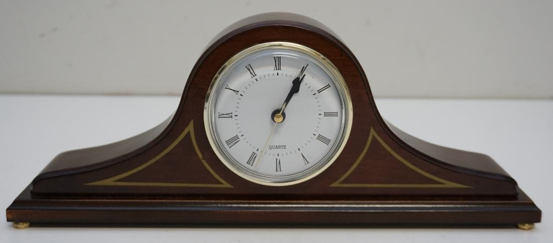 BOMBAY CO SMALL MANTLE CLOCK