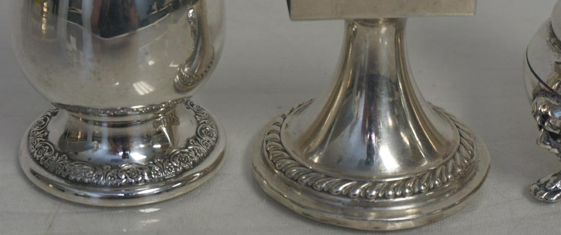 3 pc AMERICAN STERLING SHAKERS & - 2