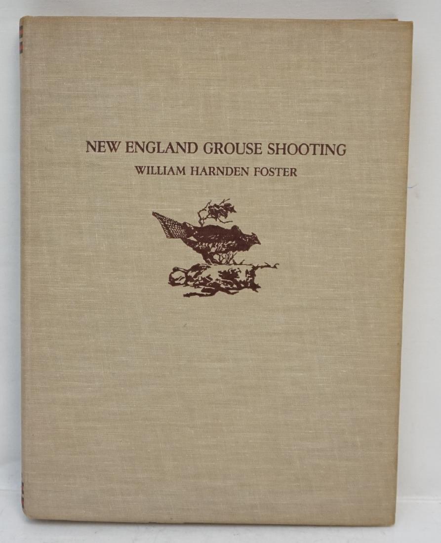NEW ENGLAND GROUSE SHOOTING 1947