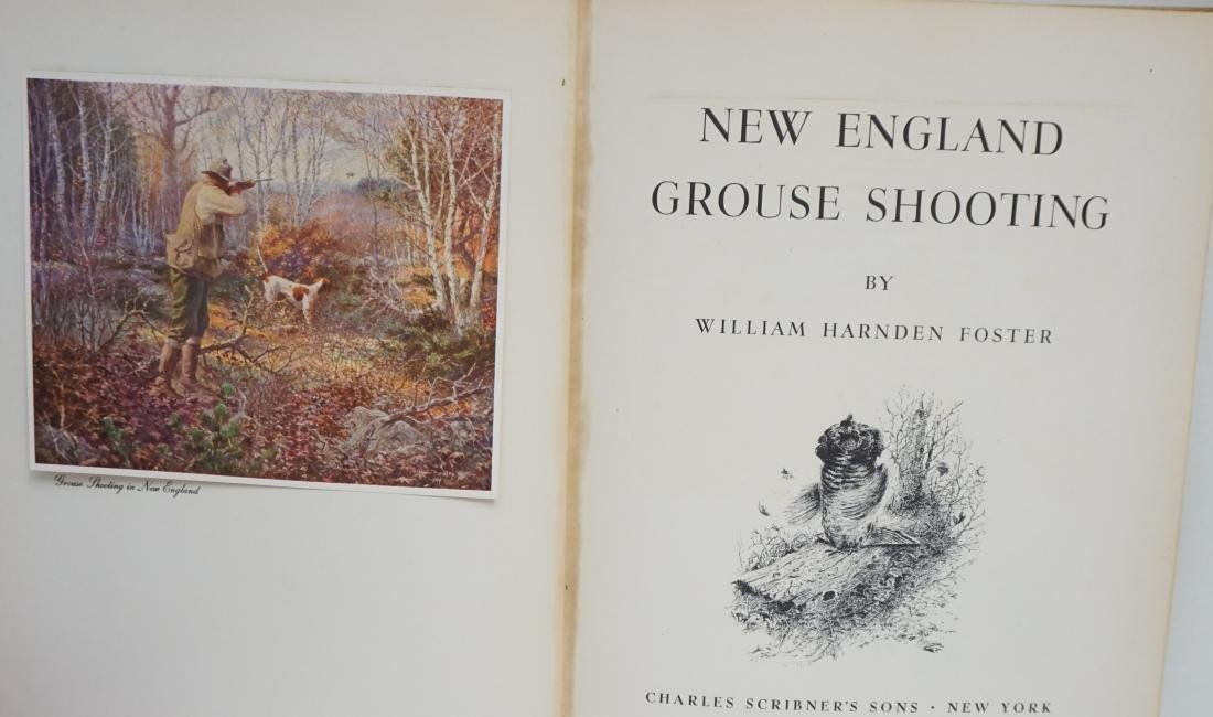 NEW ENGLAND GROUSE SHOOTING 1947 - 5