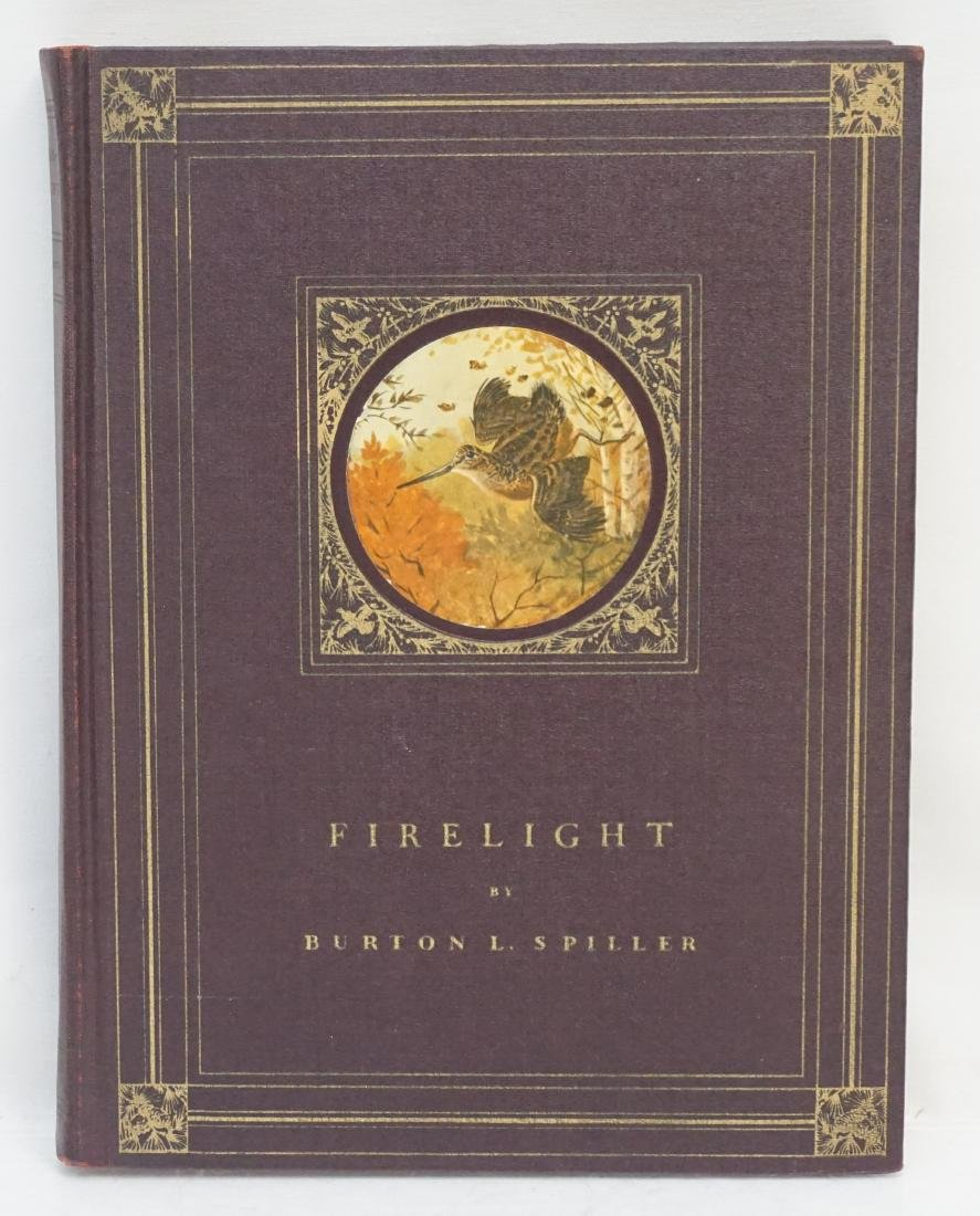 FIRELIGHT 1937 DERRYDALE PRESS LYNN BOGUE HUNT