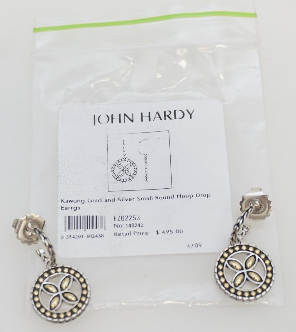 JOHN HARDY KAWUNG DANGLE EARRINGS - 5