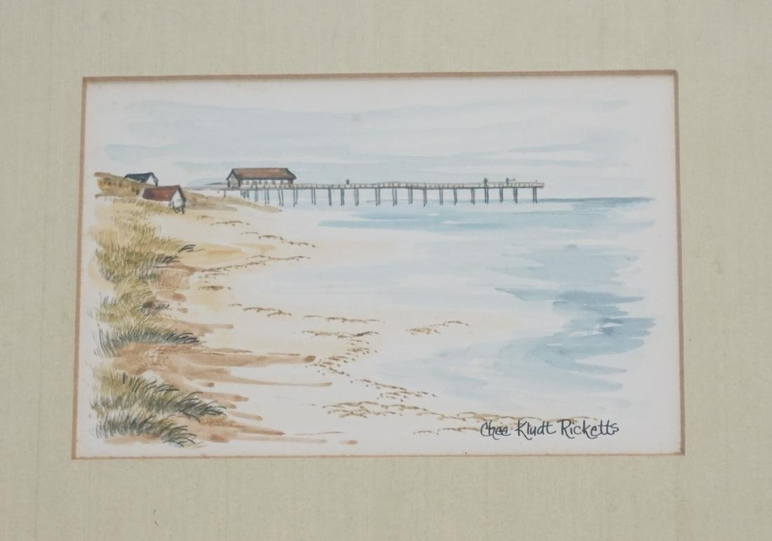 CHEE KLUDT RICKETTS WATERCOLOR - 2