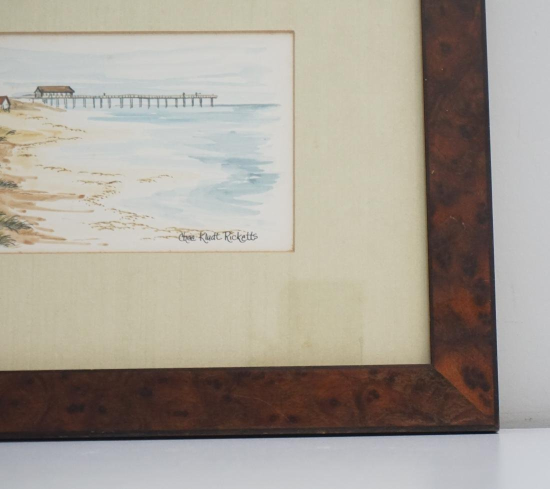 CHEE KLUDT RICKETTS WATERCOLOR - 3