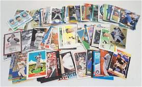 100 VINTAGE BASEBALL CARDS