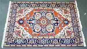 HAND KNOTTED TURKISH RUG