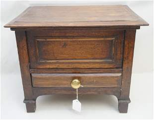 PENNSYLVANIA MINIATURE BLANKET CHEST