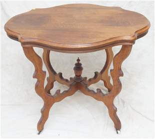 VICTORIAN OCCASIONAL PARLOR TABLE