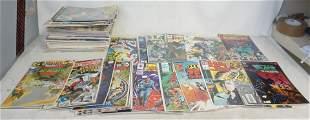 LARGE GROUP DC & MARVEL COMICS, SPIDERMAN, BLOODLINE &
