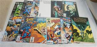 LARGE LOT 1980'S -90'S MARVEL, DC & MORE COMICS