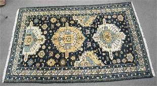 HAND KNOTTED TURKISH WOOL RUG