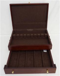 REED & BARTON SILVER CHEST