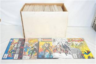 LARGE GROUP OF GOLDEN - MODERN AGE COMIC BOOKS