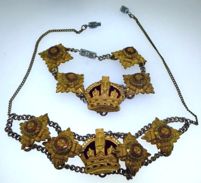 VICTORIAN ORDER OF THE BATH JEWELRY